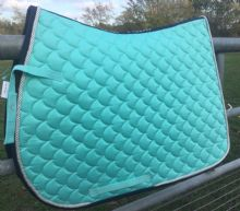 MARK TODD SADDLE PAD - MINT BLACK SALE